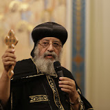 His Holiness Pope Tawadros II visit to St. Mark LA - _09A9121.JPG