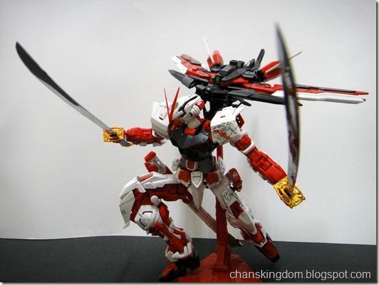 MBF-P02 Gundam Astray Red Frame -057