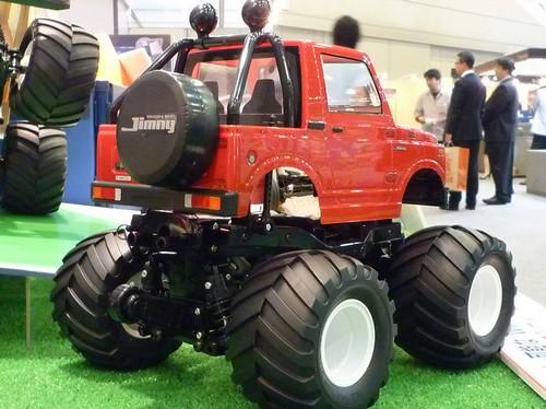 Tamiya 1:10 WR-02 Suzuki Jimny (SJ30) Wheelie w/ESC EP #58531