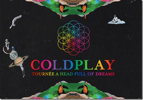 Coldplay Tour 2017
