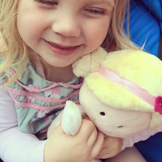 Maegan Darcie Clement  Great Gismos NICI Miniclara Doll