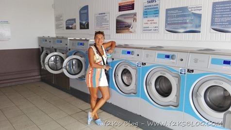 Si fa il bucato - Le Marin - Martinica