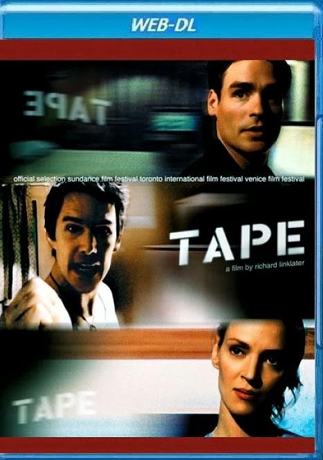 Tape (La cinta) [2001][Drama. Intriga. Cine indie][m720p][WEB-DL x264][Dual][Eng.Esp][Ac3-2.0][Subs]