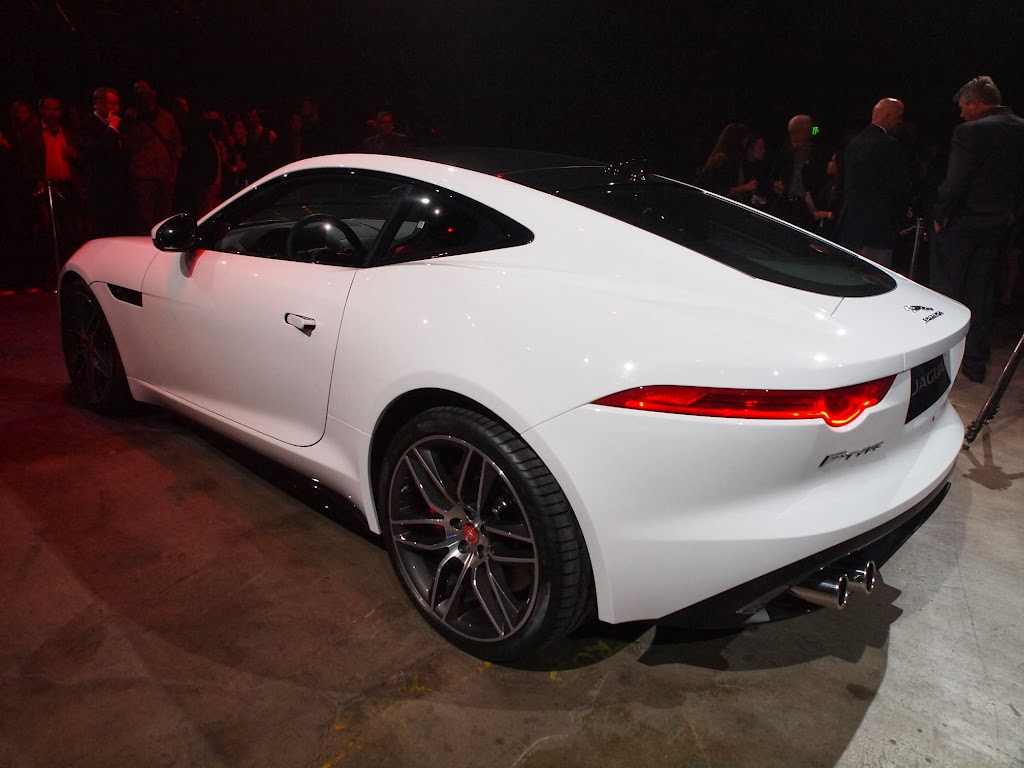 Jaguar F-Type Coupe 9