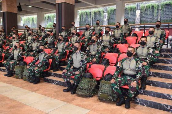 Gelar Latihan Bersama US Army, KSAD Berangkatkan 100 Prajurit Ke AS