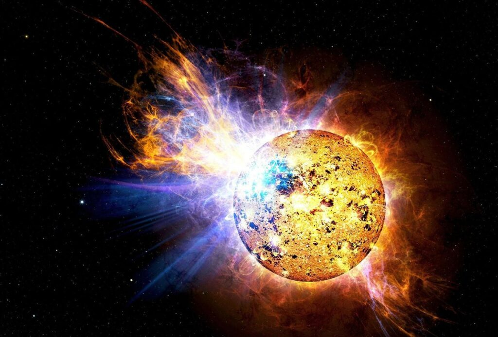 "Próxima supertormenta solar podría causar un ""apocalipsis de Internet"" a nivel mundial"