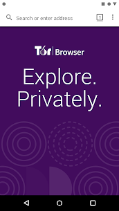 Tor Browser (Alpha) 68.9.0 APK Mod for Android 1
