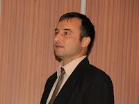 04 Pálinkás Tibor, a Honti Múzeum és Simonyi Lajos Galéria igazgatója foglalta össze Horváth István ipolysági tevékenységét.JPG