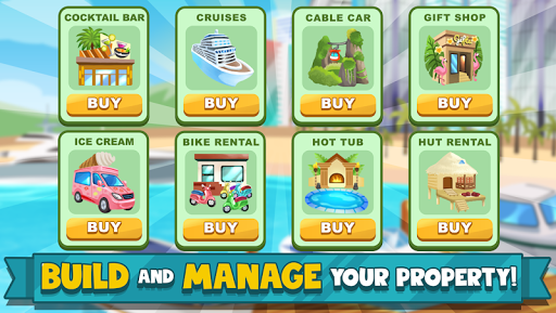 Holyday City Tycoon: Idle Resource Management 5.4 Mod screenshots 2