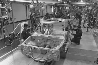 Scocca dell'Opel Frontera di prima generazione