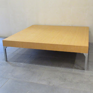 Contemporary Low Cocktail Table
