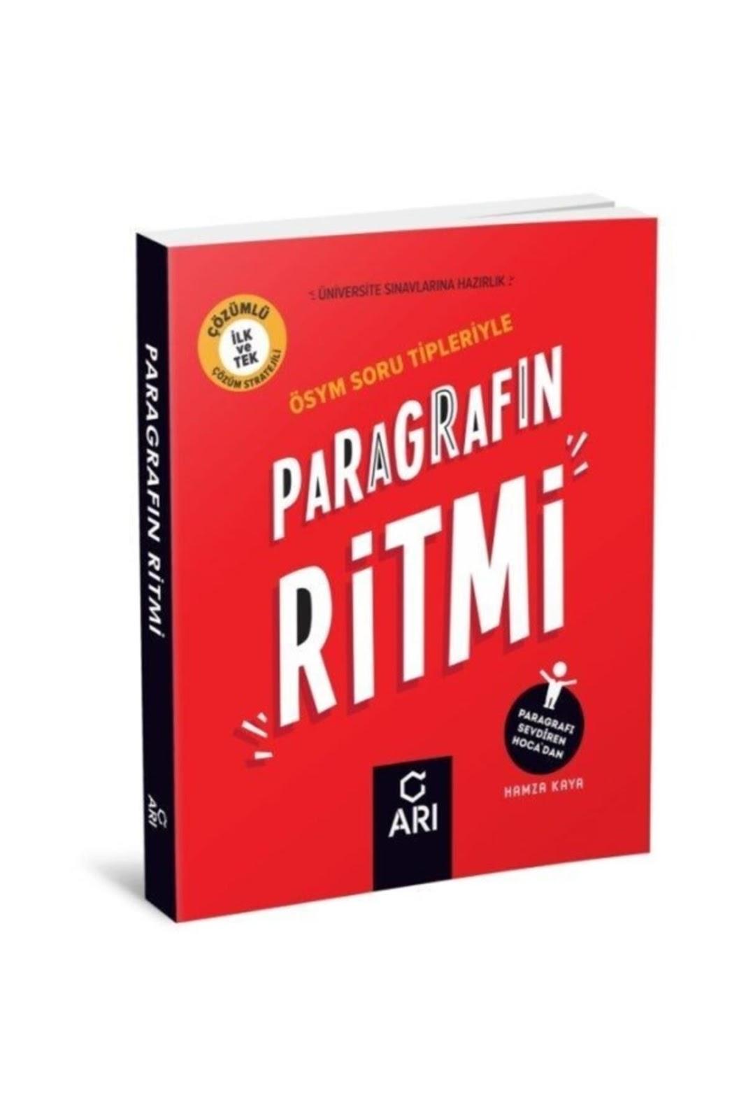 Arı Yayınları - TYT Türkçe - Paragrafın Ritmi