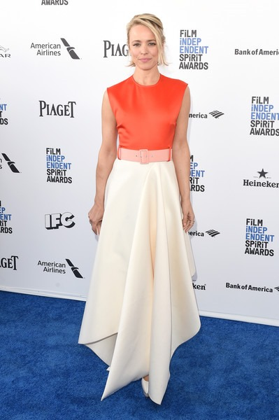Rachel McAdams attends the 2016 Film Independent Spirit Awards