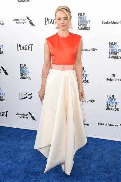 Rachel McAdams attends the 2016 Film Independent Spirit Awards