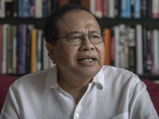 Ungkit SBY, Yusuf Kalla, hingga Wiranto Mantan Pecatan, Rizal Ramli: Yang Penting Integritas Terjaga