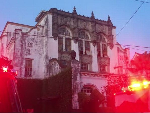 Fire at Beyoncé and Jay Z's New Orleans mansion investigated as possible arson