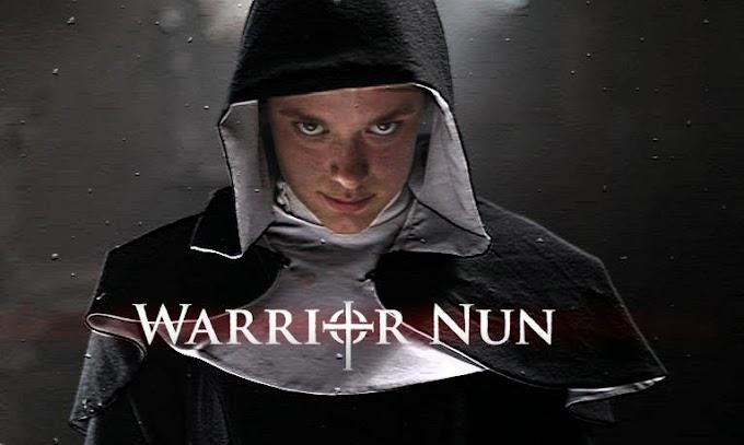 Warrior Nun o como entretenerte viendo a monjas con super poderes pateando el culo a demonios