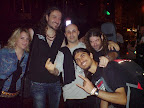 With ORPHANED LAND after their London show