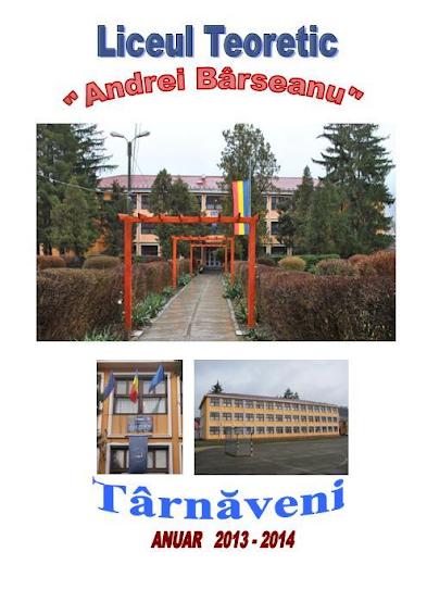 ed5 (ELECTRONIC - revistă scolara) anuar_Liceul Teoretic_Andrei Barseanu_Tarnaveni_MURES