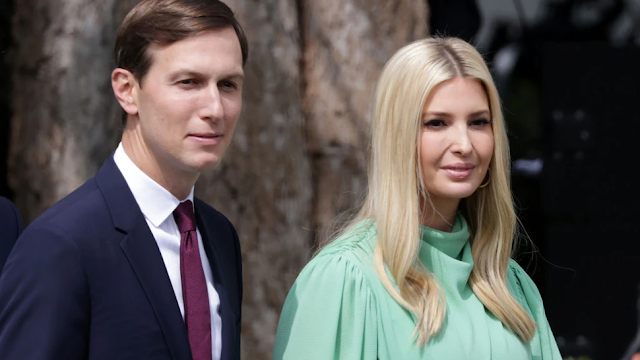 Lawyers For Ivanka Trump, Jared Kushner Threaten To Sue Lincoln Project