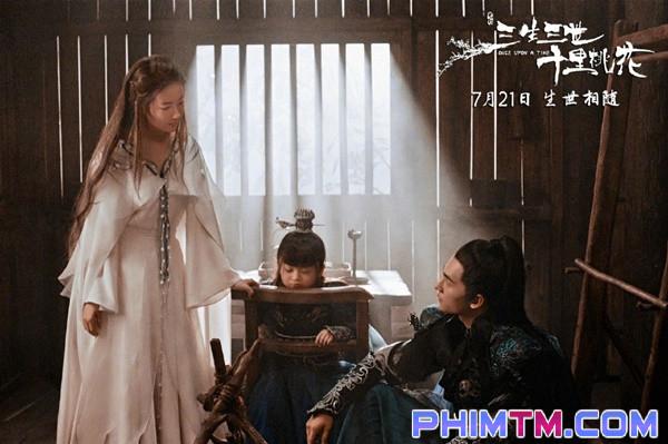 Gia đình Tam Sinh của Dương Dương - Lưu Diệc Phi ngọt như mật ngày lễ Thiếu nhi - Ảnh 7.