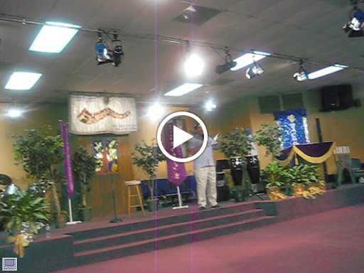 """Michelle Gold Sings """"The Lord's Banner"""" LIVE - 4/09"""