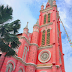 VIETNAM HO CHI MINH TRAVEL 2017: Tan Dinh Catholic Pink Church