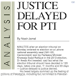 Election Tribunals Justice Delayed is a Loss for Pakistan | Teeth Maestro