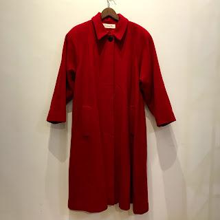Christian Dior Loro Piana Wool Coat