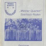 Festschrift Männerquartett 1984
