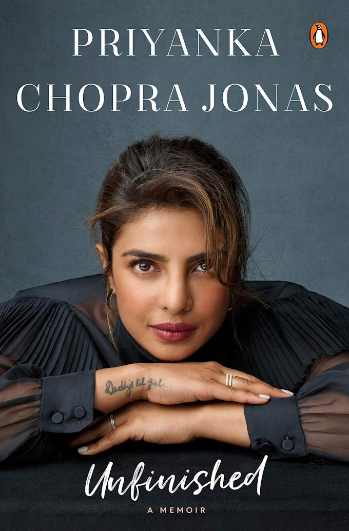 Unfinished Priyanka Chopra Book PDF Free Download