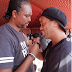 Just In: See What Football legends, Kanu and Ronaldinho were pictured Doing [Photos]