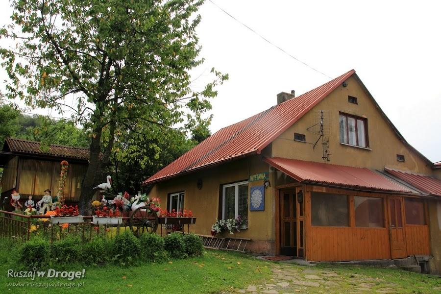 Koniakowskie koronki - Dom rodziny Kamieniarz