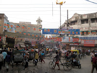 Daily life in Varanasi