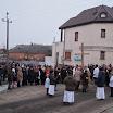 Droga krzyżowa ulicami miasta Wielki Piątek -29.03. 2013
