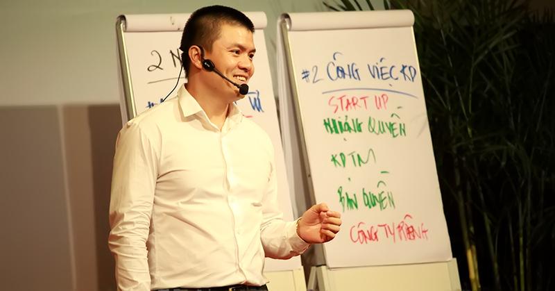 Mr Why Phạm Ngọc Anh và công việc kinh doanh
