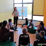 Presentation du projet à l'accueil de loisirs de Coulombs en Valois