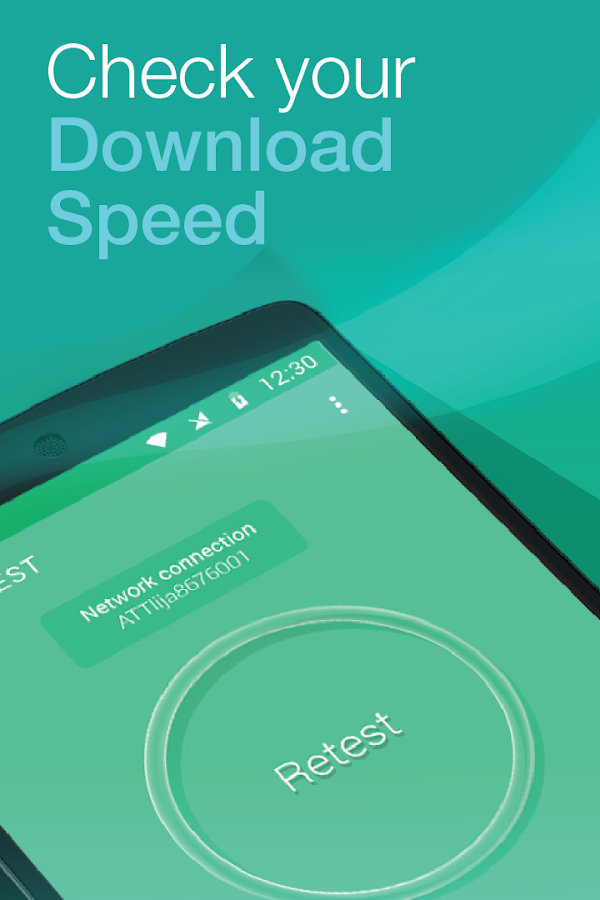 Speed Test - Wifi & Mobile- screenshot