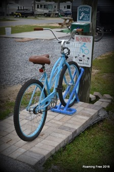 Courtesy Bikes