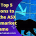 The Top 5 Reasons to Play the ASX Sharemarket Game