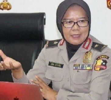 Kapolri Angkat Brigjen Ida Oetari sebagai Wakapolda Kalteng
