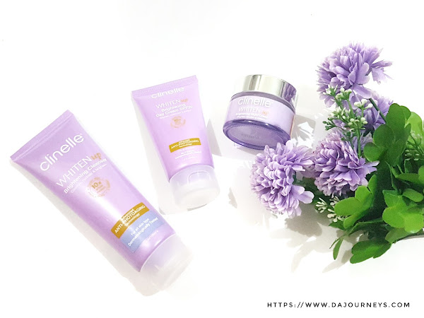 [Review] Clinelle Whiten Up Brightening Series