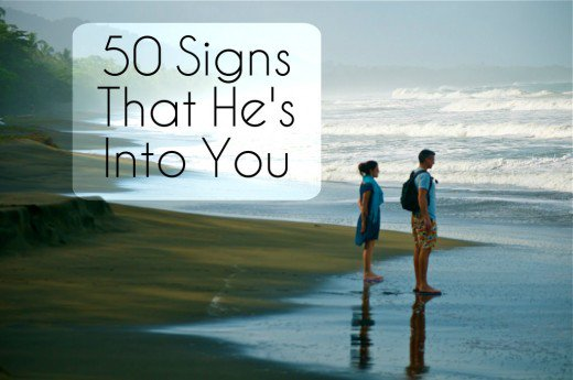 Ladies Only! Here Are 50 Signs To Tell a Guy Is Interested in You