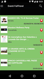 Eventi FullTravel- screenshot thumbnail