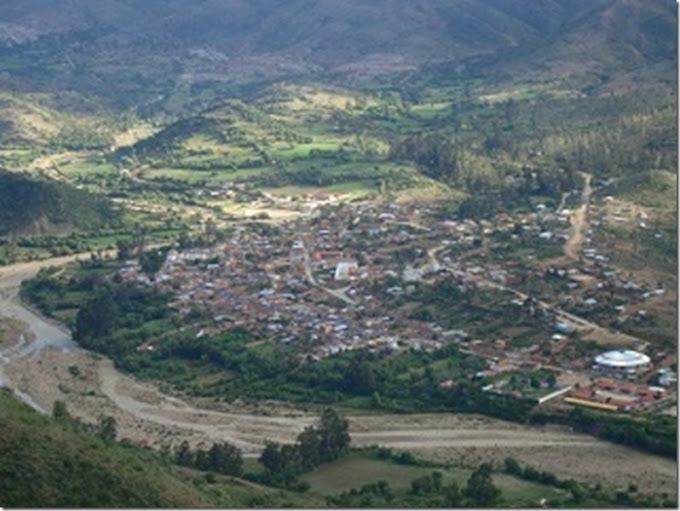 Zudáñez: Municipio chuquisaqueño (Bolivia)