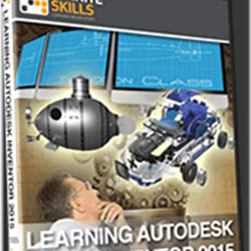 Infinite Skills - Learning Autodesk Inventor 2015 Training
