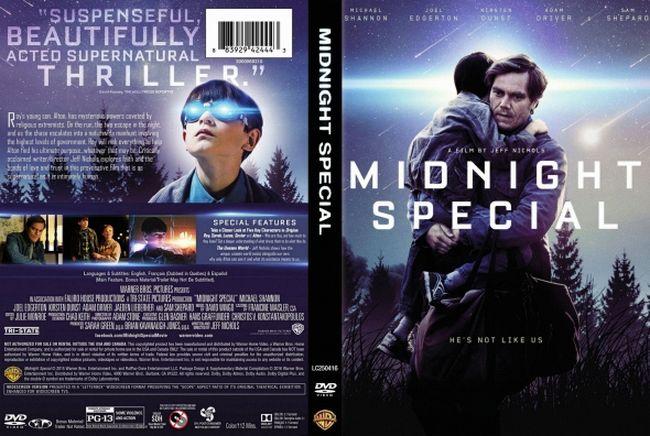 Midnight Special – Latino, Inglés, Francés – DVD9