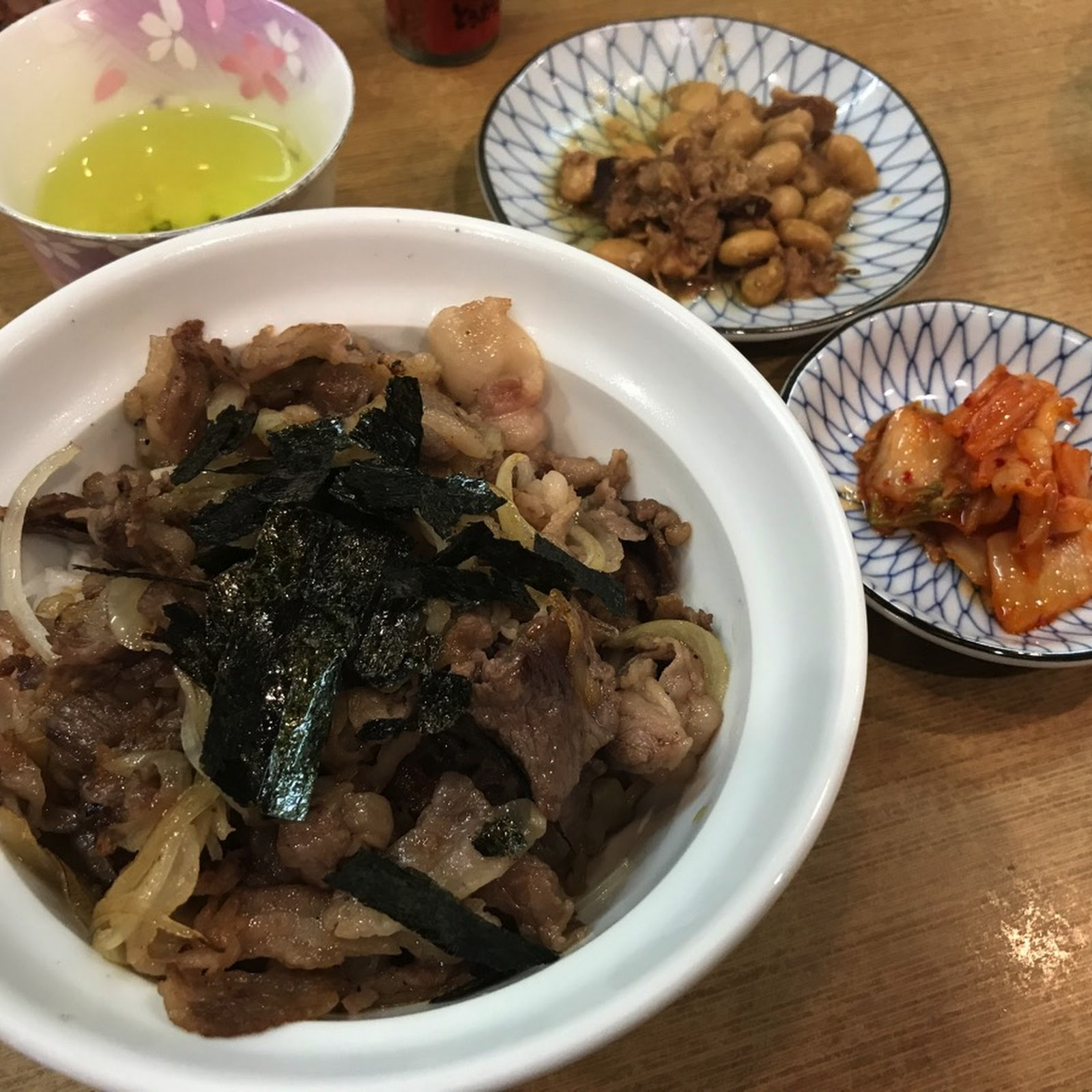 老娘遊記 2018 (06 – 16 March) @ 關西 Day 5(3)飲食篇: かね安 近江牛丼