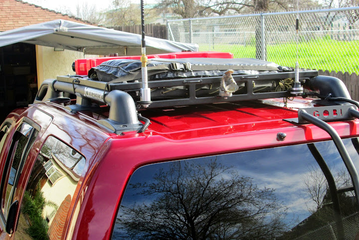 Roof Rack Mounted Antennas Page 2 Expedition Portal