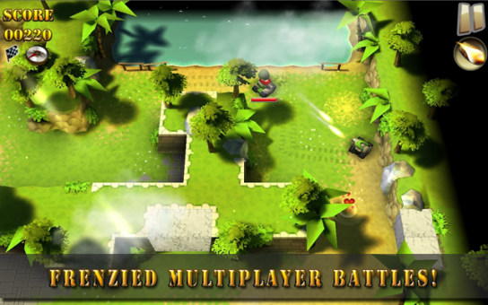 Tank Riders v1.0.1.101 for Playbook